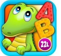 Alphabet Aquarium Vol 1: Animated Puzzle Games