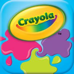 Crayola Paint Children's Software Game