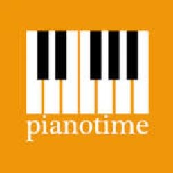 Piano Time Children's Software Game