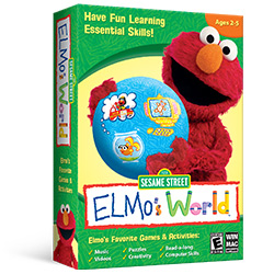 Elmo's World Children's App