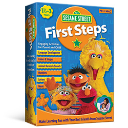Sesame Street First Steps