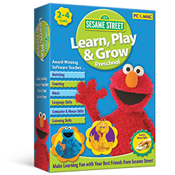 Sesame Street Kids Apps