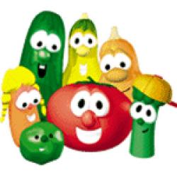 VeggieTales Match